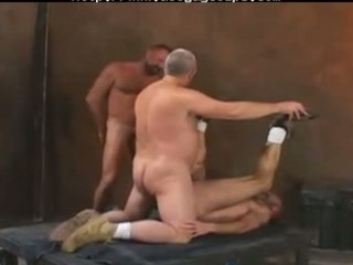 older men into a 7some homo fuck homosexuals homo
